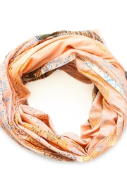 abbacino Pink Cotton Scarf - Product Mini Image