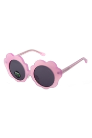 ZooBug Pink Daisy Sunglasses - Front cropped