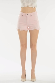 KanCan Pink Denim Shorts - Product Mini Image