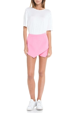 After Market Pink Envelope Shorts - Product List Image