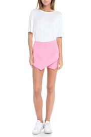After Market Pink Envelope Shorts - Product Mini Image