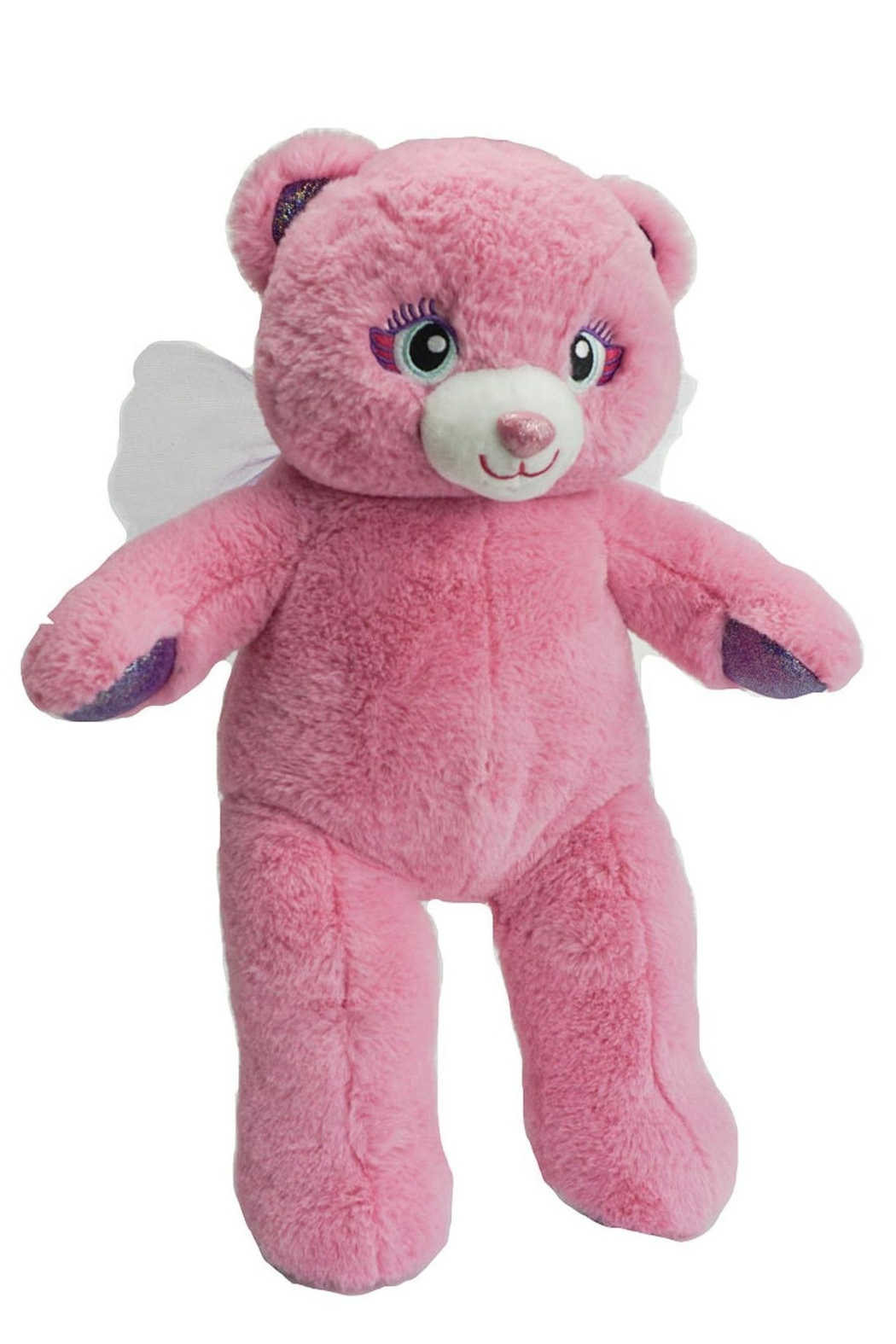 The Bear Factory Pink Fairy Bear - Front Full Image