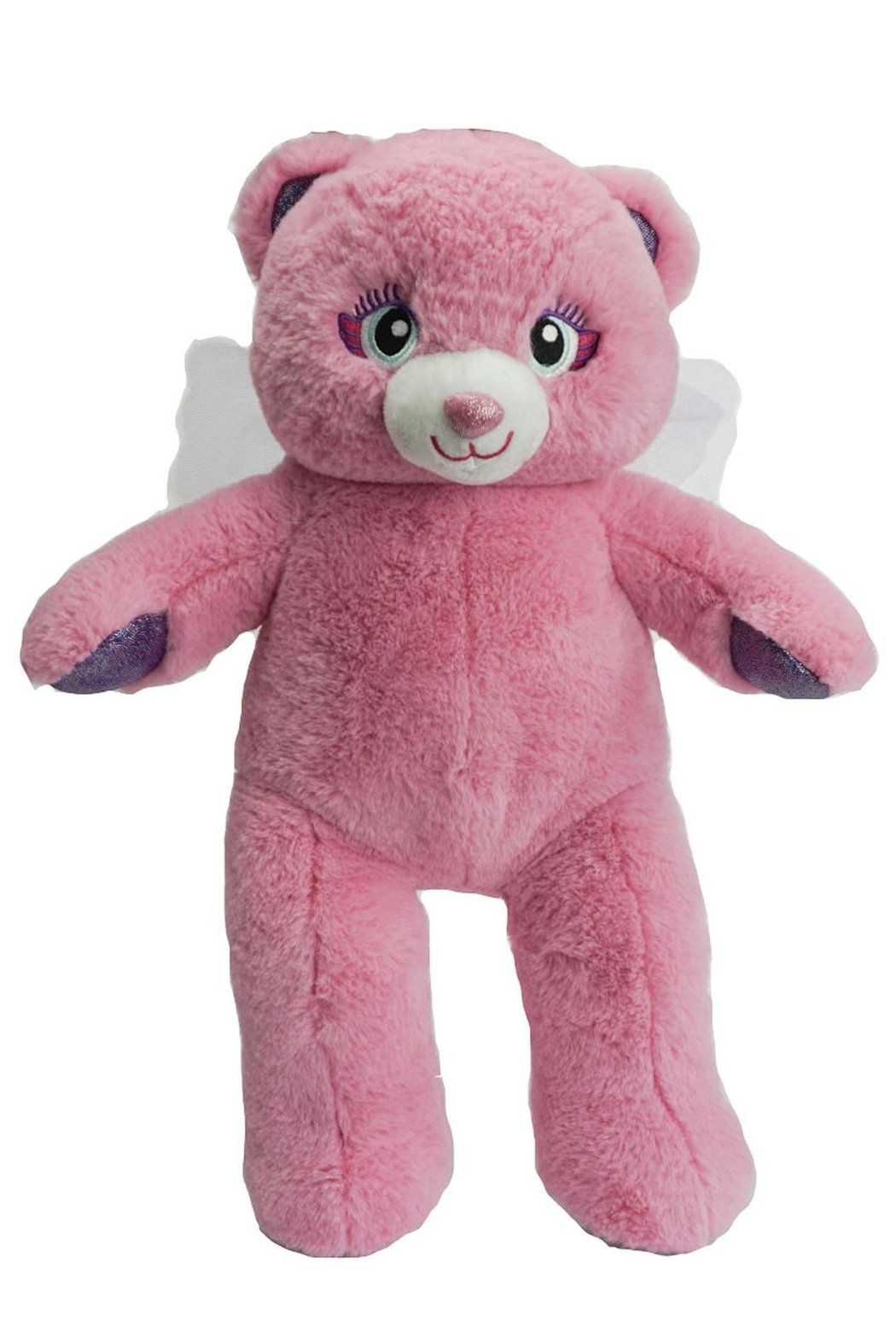 The Bear Factory Pink Fairy Bear - Front Cropped Image