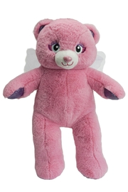 The Bear Factory Pink Fairy Bear - Front cropped