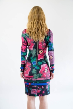 Isle Pink Floral Dress - Alternate List Image
