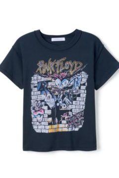 Shoptiques Product: Pink Floyd Building Up Reverse Tee