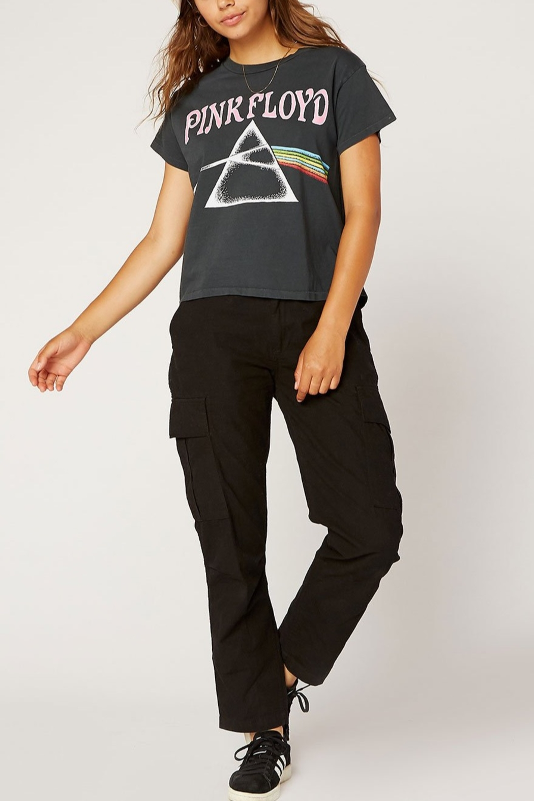 Daydream HQ Pink Floyd Prism Tee - Main Image