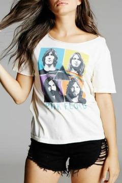 Recycled Karma Pink Floyd Tee - Product List Image