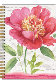 Legacy - Faire Pink Garden Bloom Medium Notebo - Product Mini Image