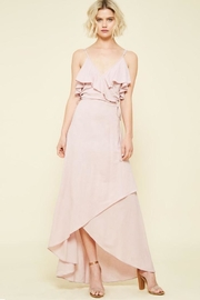 Compendium boutique Pink High-Low Maxi - Product Mini Image