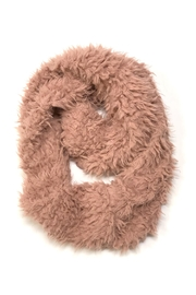 Lets Accessorize Pink Infinity Scarf - Product Mini Image