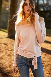 Gentle Fawn Pink Long Sleeve - Product Mini Image