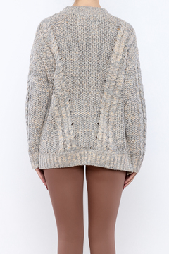 Shoptiques Product: Braiding Away Sweater
