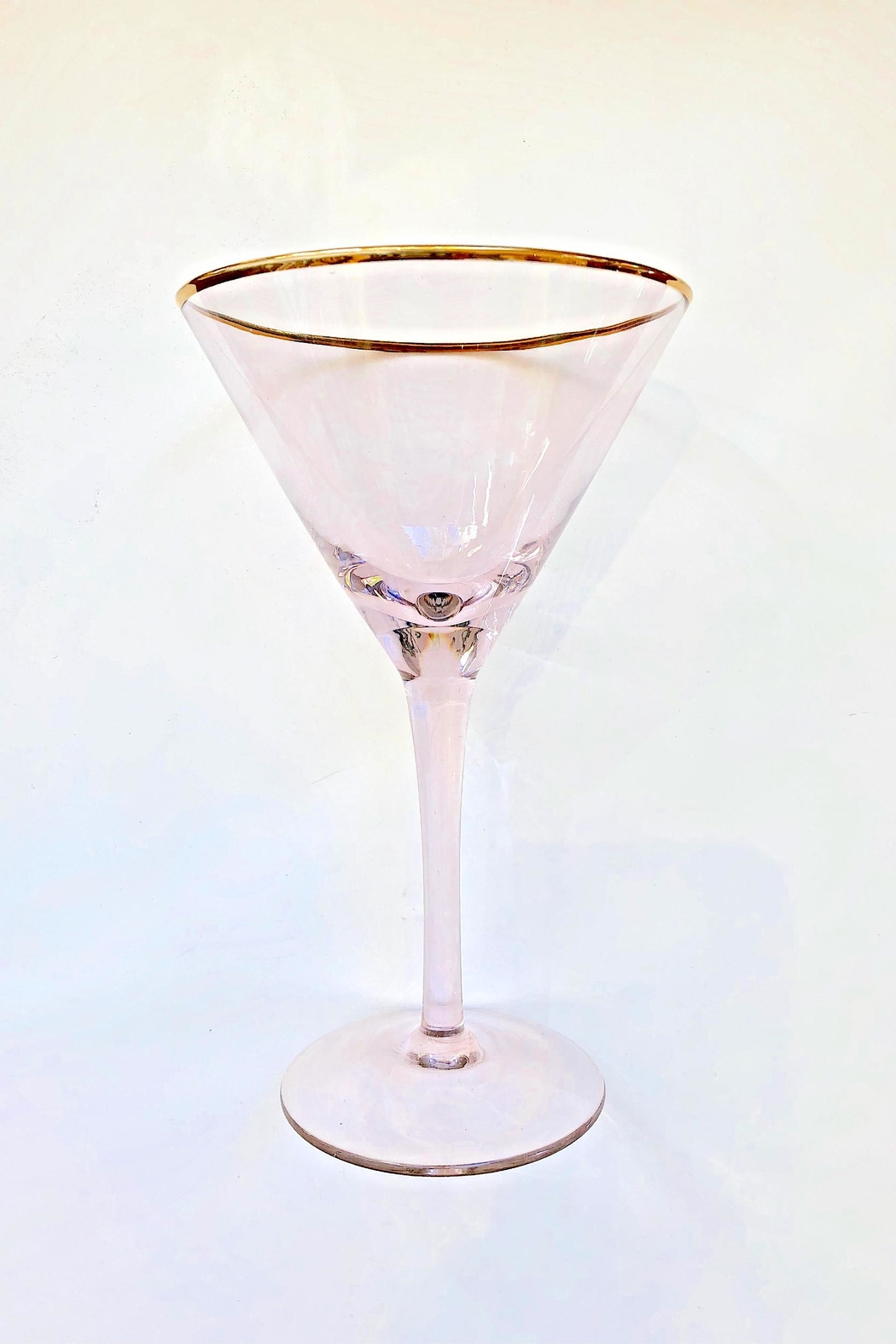 Rosanna Inc. Pink Martini Glass - Main Image