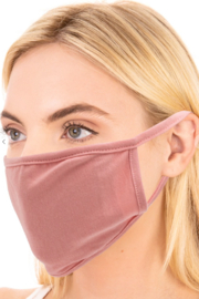 FAME ACCESORIES Pink Mask - Product Mini Image
