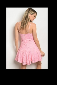 Dygarni Pink Mini Dress - Alternate List Image