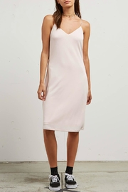 Volcom Pink Mojo Dress - Product Mini Image