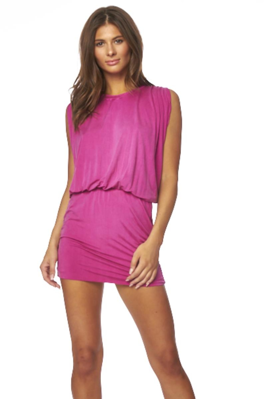 56412574629 Young Fabulous & Broke Pink Nessa Dress from Germantown by On a Whim ...
