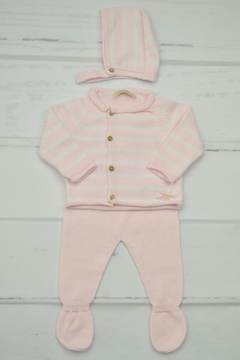 Shoptiques Product: Pink Newborn Outfit