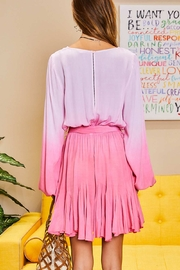 Mainstrip  Pink Ombre Dress - Other