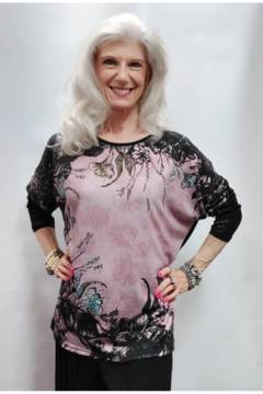 Apparel Love Pink Panache Tunic Top - Product List Image