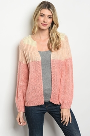 Philosophy Pink Peach Sweater - Product Mini Image