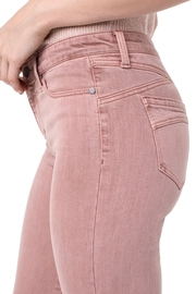Liverpool Pink Piper Ankle Skinny Jean - Product Mini Image