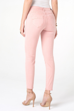 Liverpool Pink Piper Ankle Skinny Jean - Product List Image