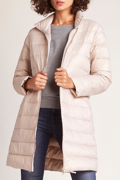 Shoptiques Product: Pink Puffer Coat