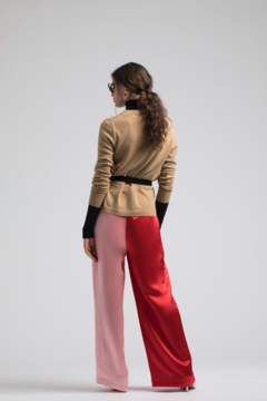 Amall Pink/Red Trousers - Alternate List Image