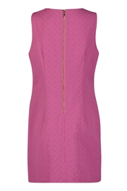 Southern Tide Pink Shift Dress - Front full body