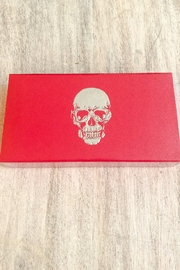 True Light USA Pink Skull Matchbook - Product Mini Image