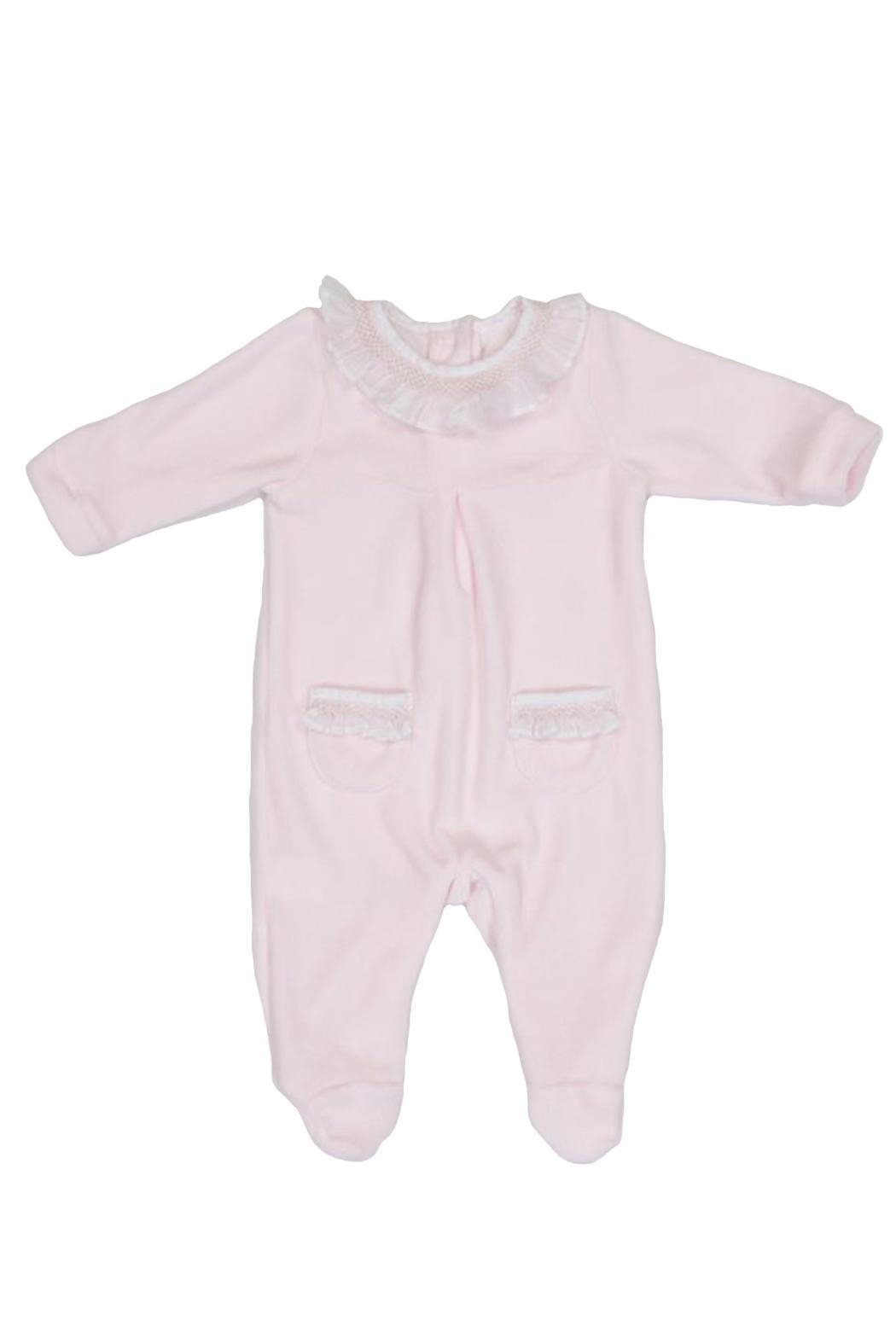 Malvi & Co. Pink Sleepsuit. - Main Image
