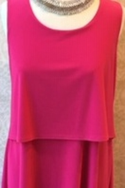 Clara Sunwoo Pink sleeveless dress - Product Mini Image