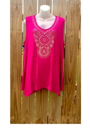 Love's Hangover Creations Pink Sleeveless Top - Product Mini Image