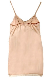 Dixie Pink Slip Dress - Front full body