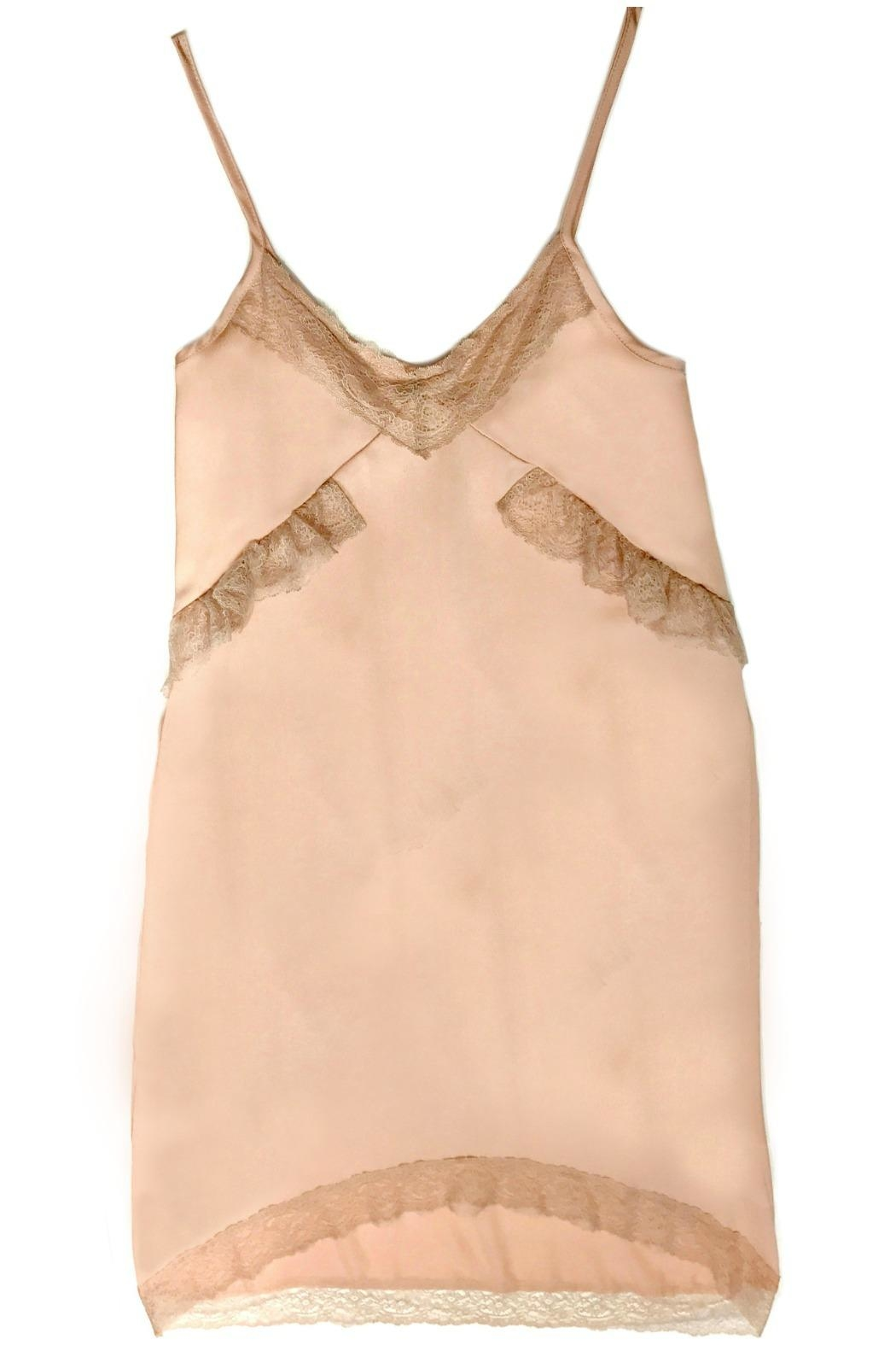 Dixie Pink Slip Dress - Main Image