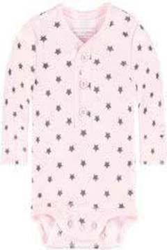 Shoptiques Product: Pink Star Onesie