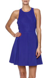 Pink Stitch Great Escape Dress - Front cropped