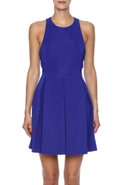Pink Stitch Great Escape Dress - Side cropped