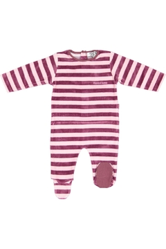 Shoptiques Product: Pink Stripe Stretchy