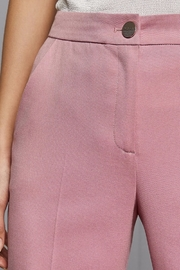 Ted Baker London Pink Suit Trouser - Front full body