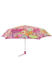 Vera Bradley Pink Swirls Umbrella - Product Mini Image