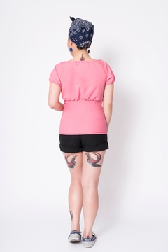 Putre Fashion Pink Trixie Top - Alternate List Image