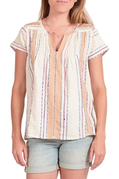 Shoptiques Product: Marlow Striped Top