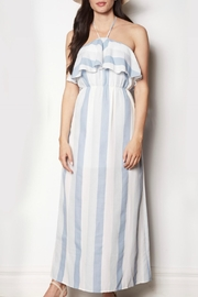 Pink Martini Striped Maxi Dress - Product Mini Image