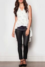 Pink Martini Language Of Flowers Top - Front cropped