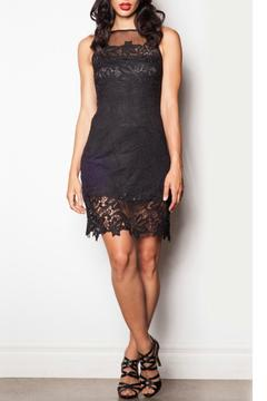 Shoptiques Product: Sheer Lacy Perfection