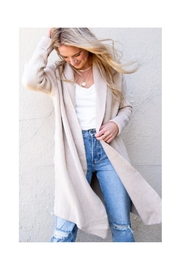 Pink Martini Stockport Jacket In Beige - Other