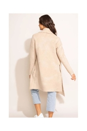 Pink Martini Stockport Jacket In Beige - Side cropped